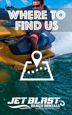 where to find us Jet Ski Rentals